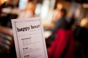 Happy Hour Menu 1 (Large)